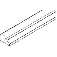 "CHAIR RAIL MOLDING 96"" LONG X 1-1/8"" HIGH"