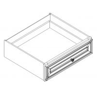 "30"" WIDE KNEE DRAWER 1 DRAWER"