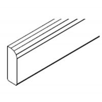 "LG-SM - SCRIBE MOLDING 96"" LONG X 3/4"" WIDE"
